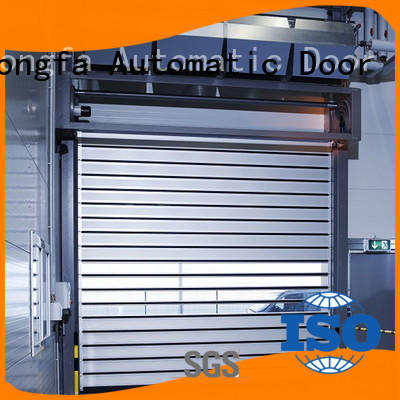 Hongfa fashion design spiral fast door shop now for cold room