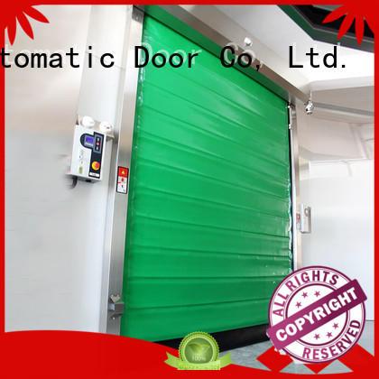 Hongfa high-tech cold storage door for supermarket