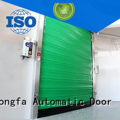 Hongfa application fast door supplier for warehousing