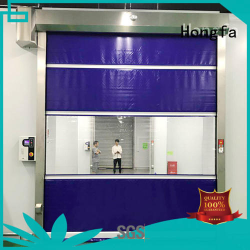 high-quality automatic roll up door flexible factory price for storage