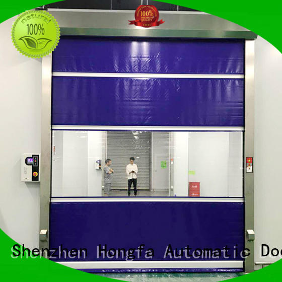 professional PVC fast door fabric widely-use for factory