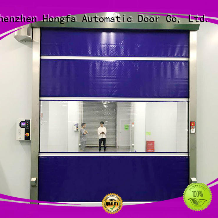 Hongfa high-quality high speed shutter door marketing for factory