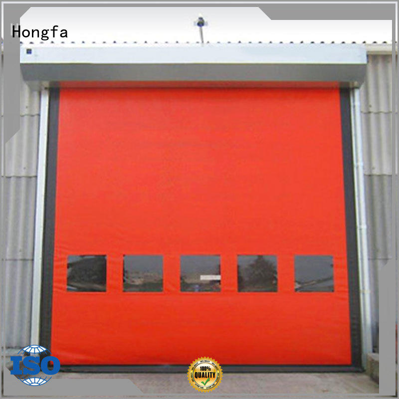 Hongfa best where to buy roll up doors for cold storage room