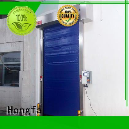 efficient cold storage doors manufacturer fast popular for warehousing