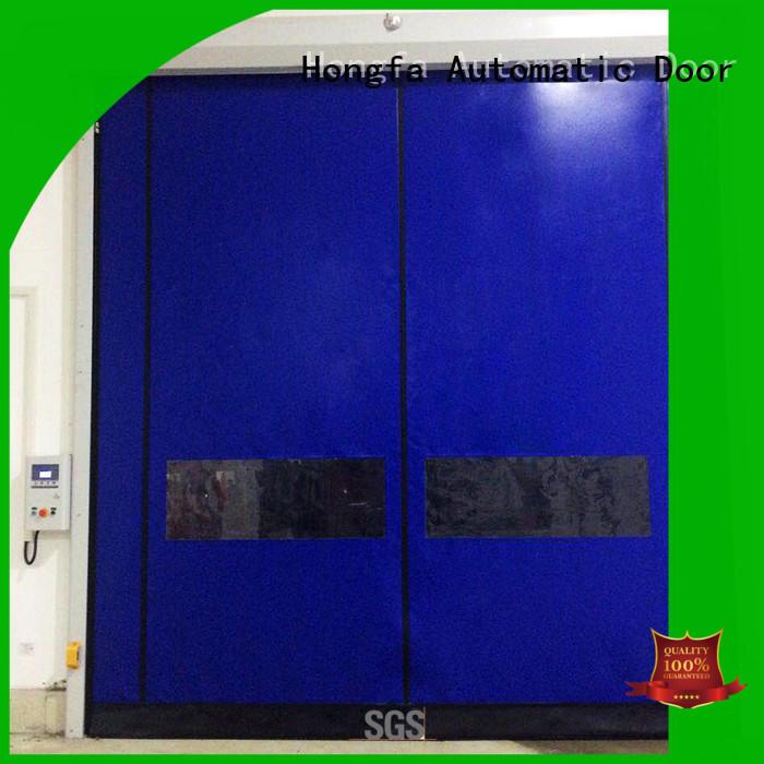 custom aluminium garage doors autorecovery suppliers for cold storage room