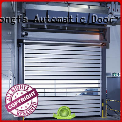 fast 3x3 spiral door dropshipping for industrial warehouse Hongfa