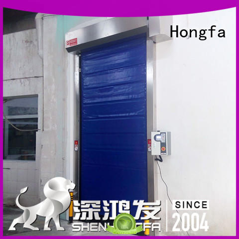 cold storage doors suppliers insulated for food chemistry Hongfa