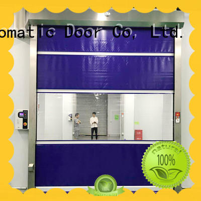professional automatic roll up door performance in china for supermarket