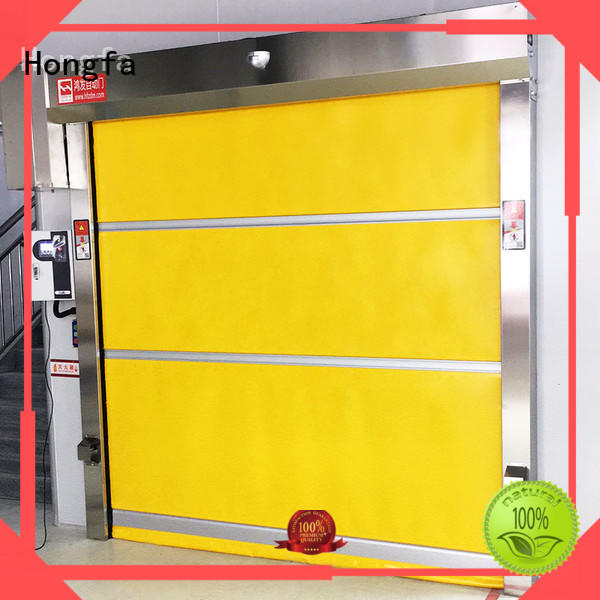 high-quality roll up door automatic marketing for factory
