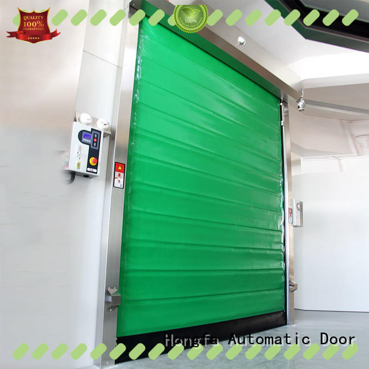 Hongfa new door storage supplier for supermarket