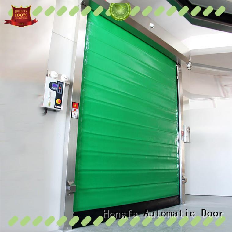 Hongfa new door storage supplier for supermarket