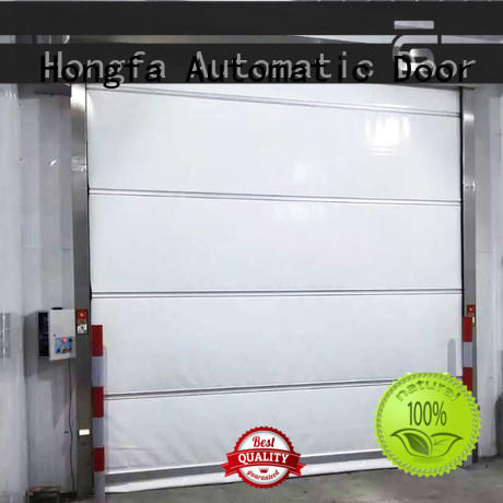 automatic high speed shutter door roll factory price for storage