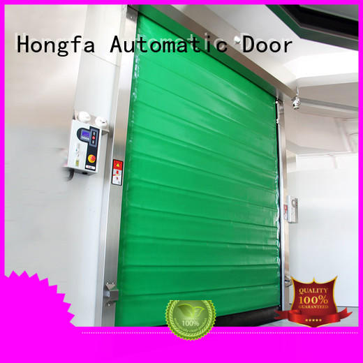 efficient cold storage doors effectively for supermarket