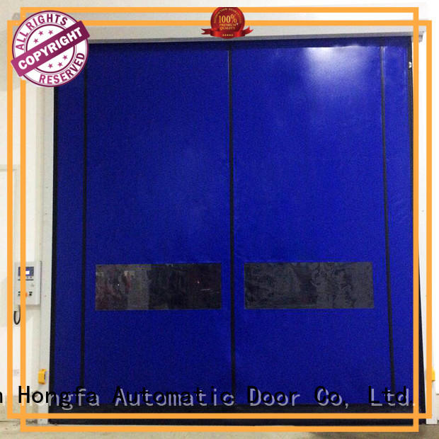 selfrepairing custom roll up doors marketing for warehousing