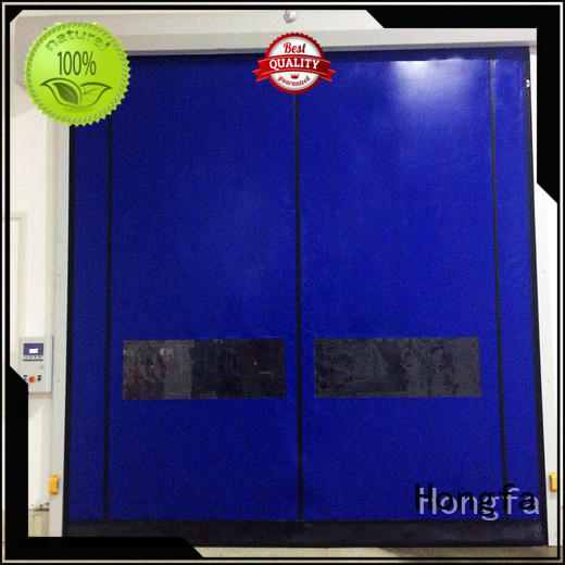 Hongfa selfrepairing Self-repairing Door China for food chemistry