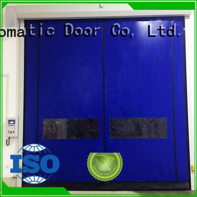 Hongfa speed zipper door for-sale for cold storage room