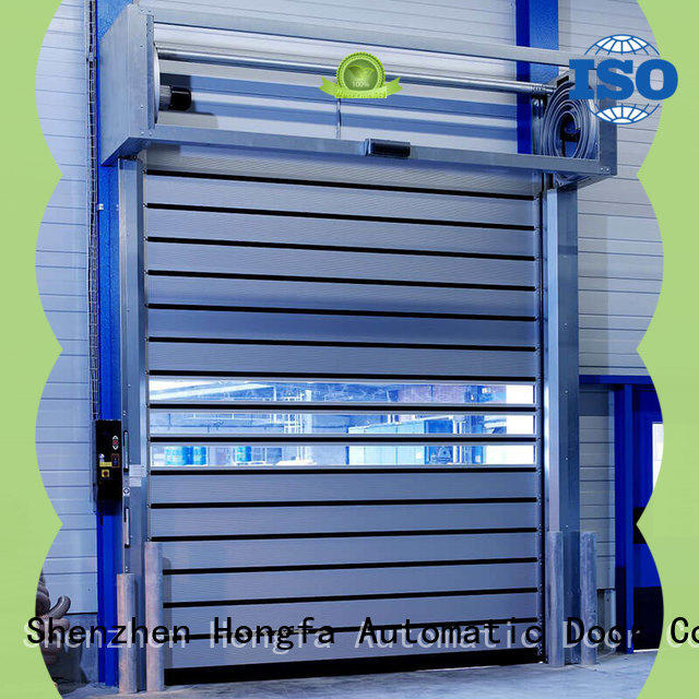 wonderful spiral door fast from china for industrial warehouse