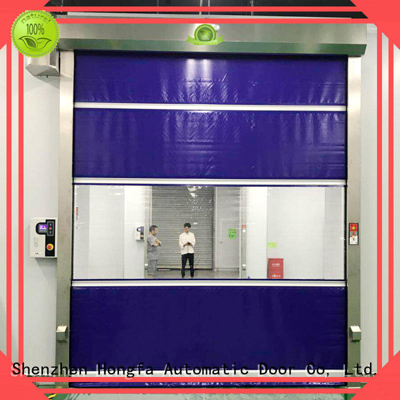 roll up door roller marketing for food chemistry textile electronics supemarket refrigeration logistics