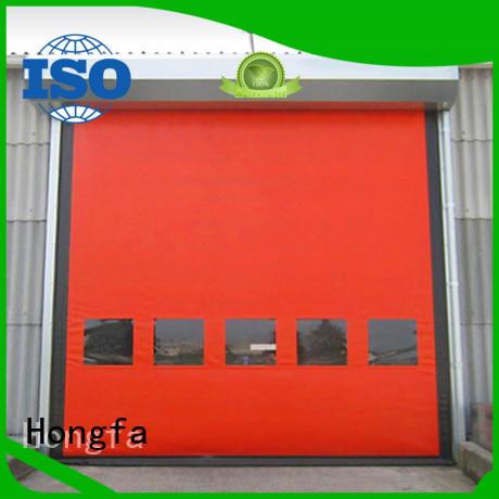 Hongfa high-tech zipper door popular for food chemistry