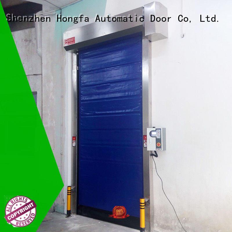 Hongfa insulated cold storage door marketing for warehousing