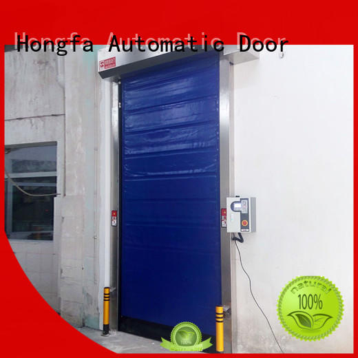 cold storage door fast for warehousing