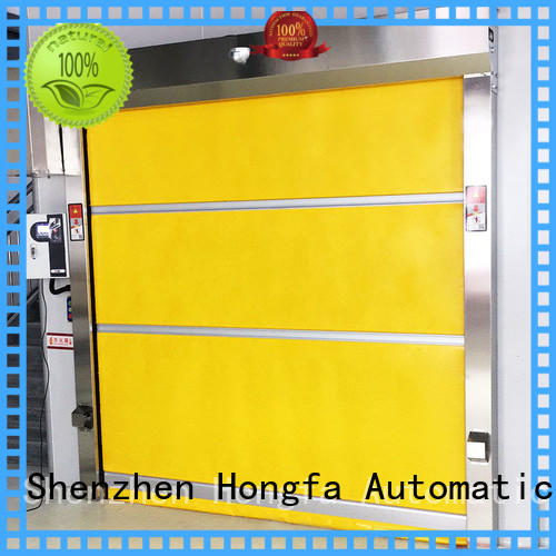 Hongfa high-quality PVC fast door newly for warehousing