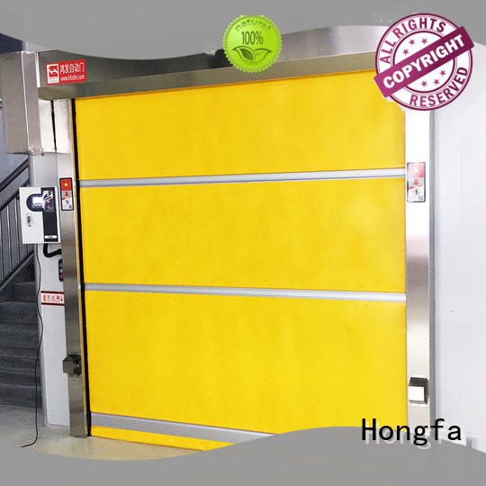 Hongfa high-quality high speed doors china company for warehousing